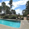 Pool image of Majestic Mountain Inn