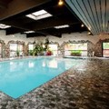 Swimming pool at Marmot Lodge