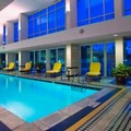 Swimming pool at Marriott Auburn Hills Pontiac at Centerpoint