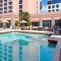 Swimming pool at Marriott Boca Raton