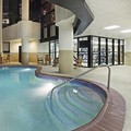 Swimming pool at Marriott Chattanooga Downtown