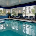 Swimming pool at Marriott Dallas Las Colinas
