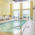 Swimming pool at Marriott Louisville East