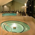 Swimming pool at Marriott Memphis East