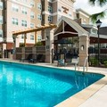 Swimming pool at Marriott Residence Inn Gainesville I 75