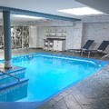 Swimming pool at Marriott Springhill Suites Old Montreal