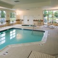 Photo of Marriott Springhill Suites Vancouver Washington Pool