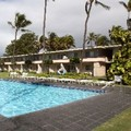 Swimming pool at Maui Seaside Hotel