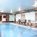 Swimming pool at Melvindale Inn & Suites