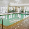 Swimming pool at Meridian Park Suites Aurora / Naperville