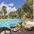 Swimming pool at Miami Lakes Hotel & Golf