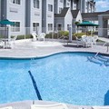 Swimming pool at Microtel Inn & Suites Modesto / Ceres