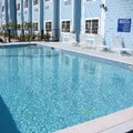 Swimming pool at Microtel Inn & Suites by Wyndham