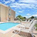 Swimming pool at Microtel Inn & Suites by Wyndham Claremore