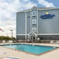 Swimming pool at Microtel Inn & Suites by Wyndham Georgetown Delawa