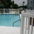 Swimming pool at Microtel Inn & Suites by Wyndham Leesburg / Mt. Do