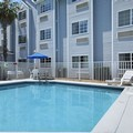 Swimming pool at Microtel Inn & Suites by Wyndham Palm Coast