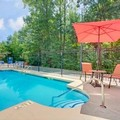 Swimming pool at Microtel Inn & Suites by Wyndham Stockbridge / Atl