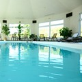 Swimming pool at Millcroft Inn & Spa