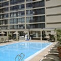 Swimming pool at Millennium Hotel Cincinnati