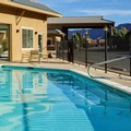 Swimming pool at Moab Valley Inn