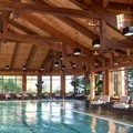 Swimming pool at Mohonk Mountain House