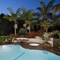 Swimming pool at Montecito Inn