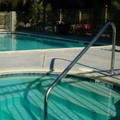 Swimming pool at Motel 6 Misson Valley