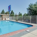 Swimming pool at Motel 6 Spokane Wa #8629