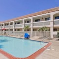 Swimming pool at Motel 6 Thousand Oaks