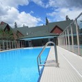 Photo of Mystic Springs Chalets & Hot Pools Pool