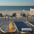 Swimming pool at Nantasket Beach Resort