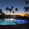 Swimming pool at Napili Kai Beach Resort