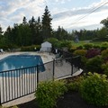 Swimming pool at Newagen Seaside Inn