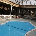 Swimming pool at Newark Garden Hotel