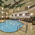 Swimming pool at Northern Plains Inn