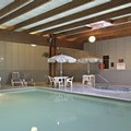 Swimming pool at Norwood Inn & Suites