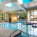 Swimming pool at Omaha Marriott Regency