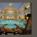 Swimming pool at Omni Bedford Springs Resort