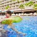Swimming pool at Outrigger Reef Waikiki Beach Resort