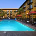 Pool image of Oxford Inn & Suites Lancaster