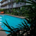 Swimming pool at Pacific Marina Inn by Castle Resorts