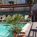 Swimming pool at Park Avenue Inn & Suites
