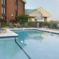 Swimming pool at Pear Tree Inn St. Louis Arnold