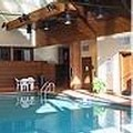 Swimming pool at Pere Marquette Lodge & Conference Center Best Western Premier Col
