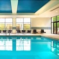 Swimming pool at Pittsburgh Airport Marriott