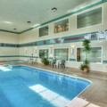 Swimming pool at Post Falls Sleep Inn