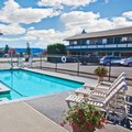 Swimming pool at Poulsbo Inn & Suites