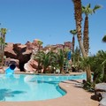 Swimming pool at Primm Valley Resort & Casino