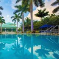 Swimming pool at Provident Doral at the Blue Miami